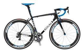 Велосипед Giant TCR Advanced SL0