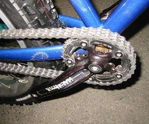 Как поменять цепь на велосипеде в домашних условиях 261