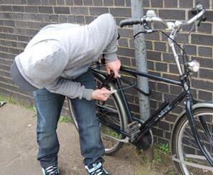 В Новій Каховці почастішали випадки викрадення велосипедів
